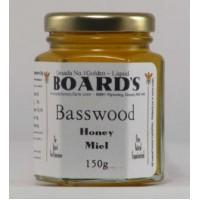 Basswood Honey